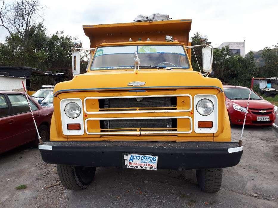 Chevrolet Otro 1970 - 200000 km