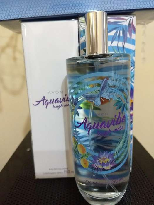 Perfume Aquavibe 150 Ml