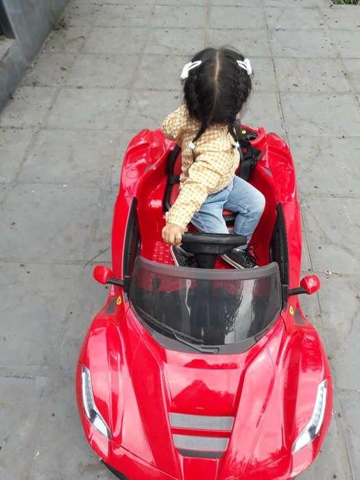 Se Vende Ferrari Como Nueva Muy Poco Uso