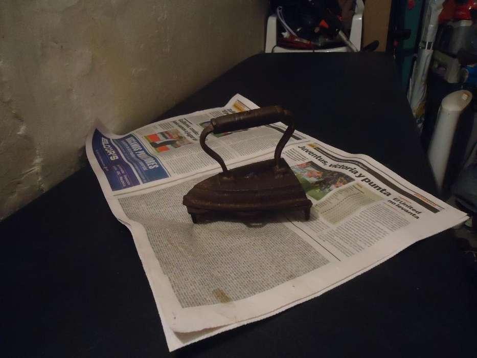 plancha de fundicion antigua
