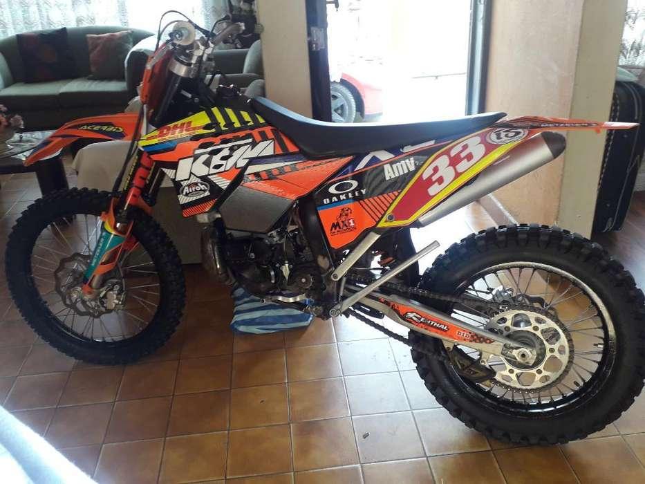 Ktm Xcw 300 2 Tiempos 2008 Mixta
