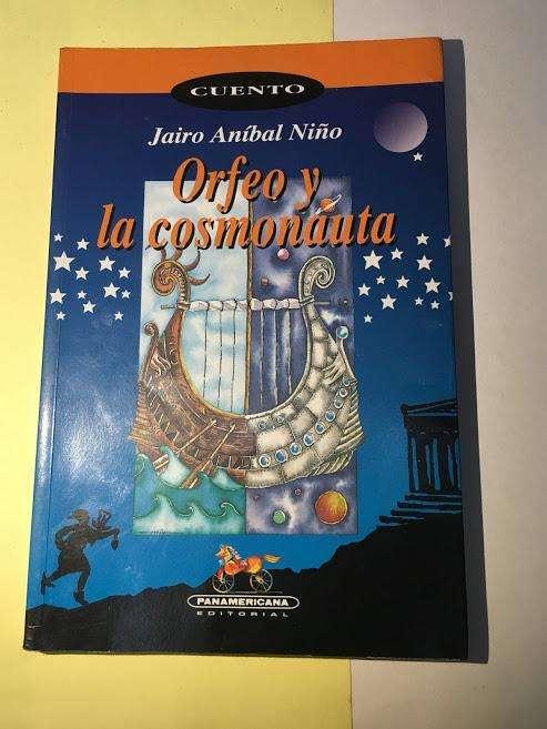 Libro de Orfeo y la cosmonauta