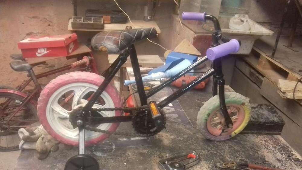 Vendo Bicletita para Niño entre 2 Años Y