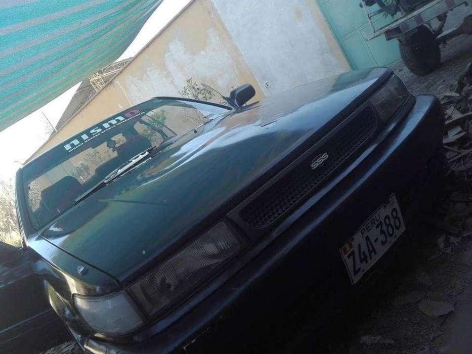 Nissan Bluebird  1986 - 400000 km