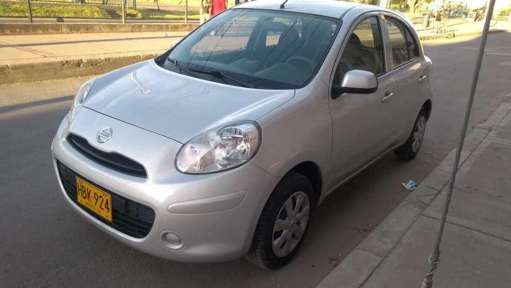 Nissan March 2014 - 43350 km