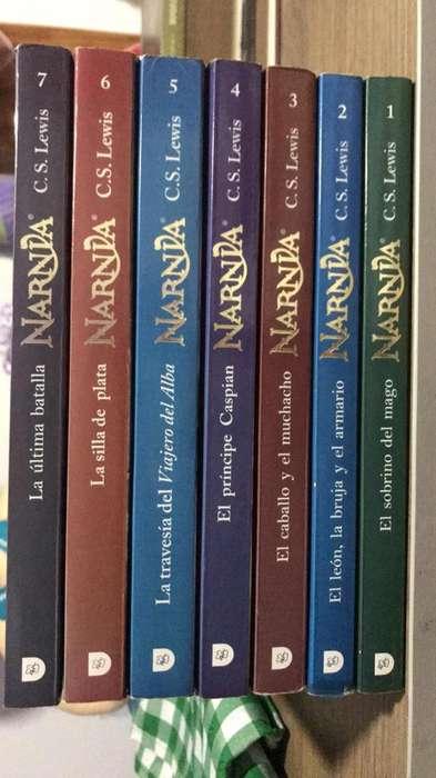 Las Crónicas de Narnia (Colección)