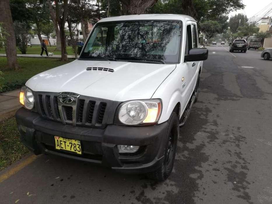 Mahindra Pick Up 2014 - 73100 km