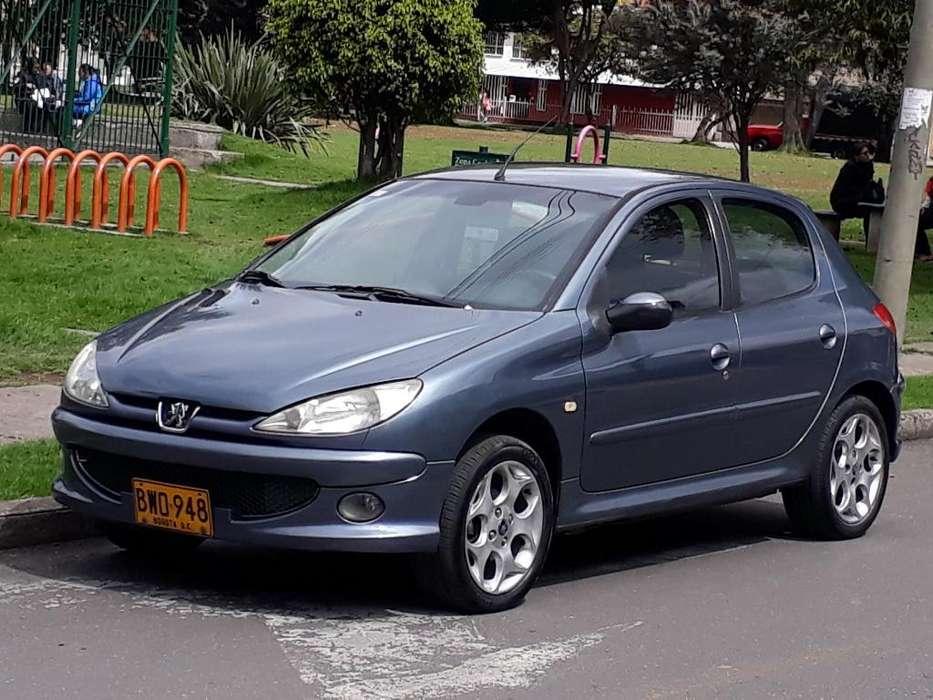 Peugeot 206 2006 - 172000 km