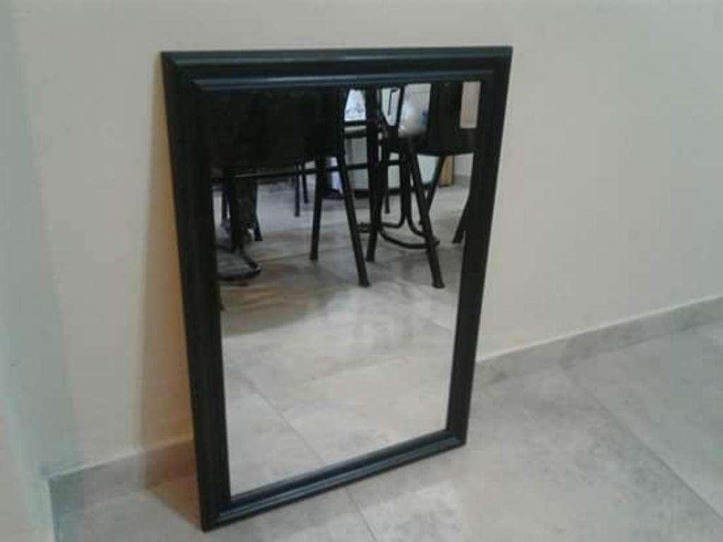 Espejo Marco de Madera Medida 60 X 40