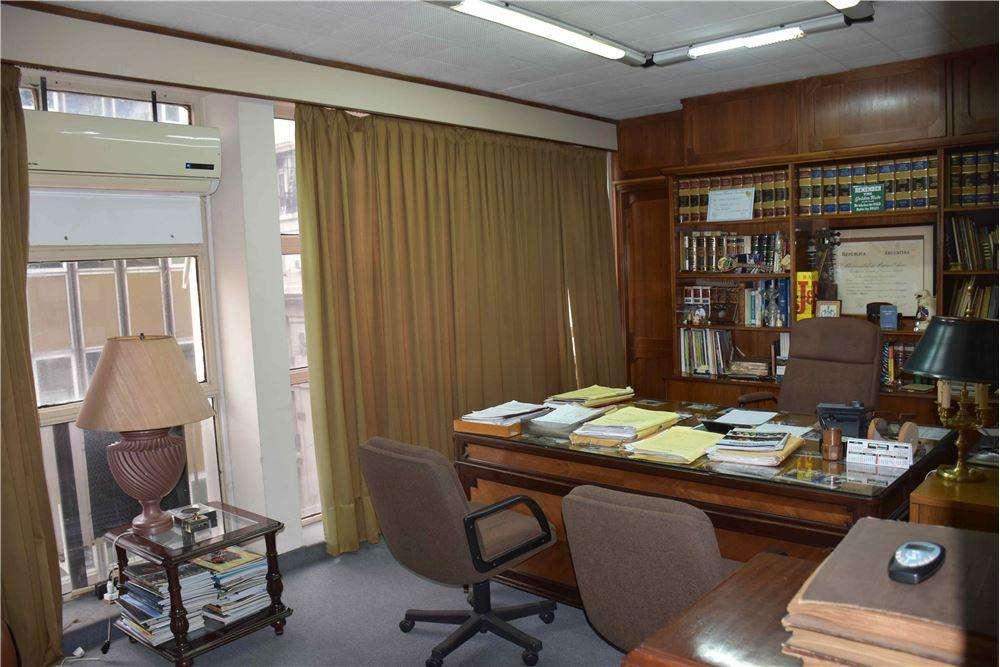 Alquiler excelente oficina Microcentro 6 piso