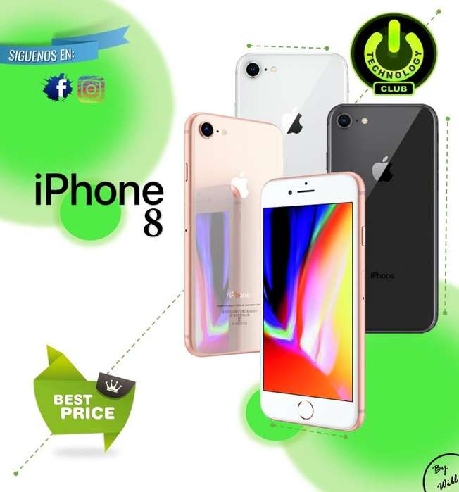 739cb2609f8 <strong>iphone</strong> 8 Apple 4.7 pulgadas Carga Inalambrica / Tienda