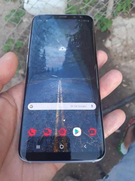 Vendo Samsung S8 Plus Libre Impecable