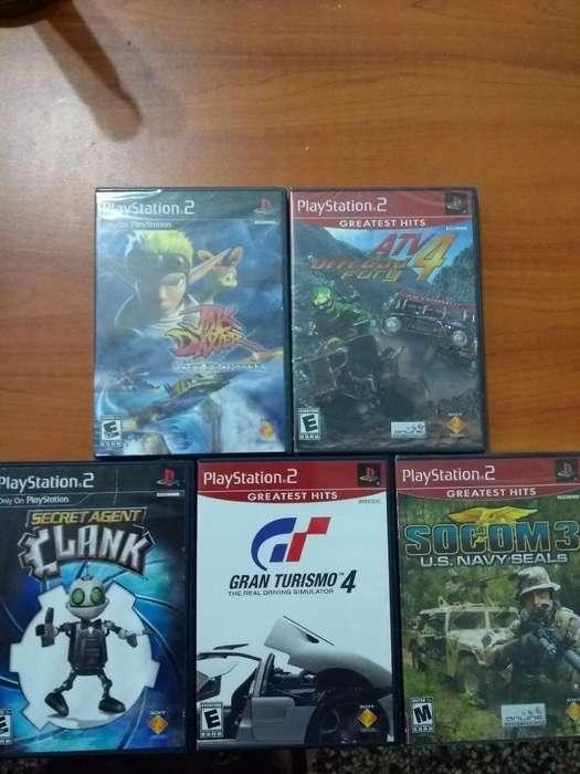 Juegos para <strong>playstation</strong> 2 Originales