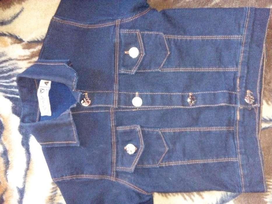 Campera de Minnie Y Jeans