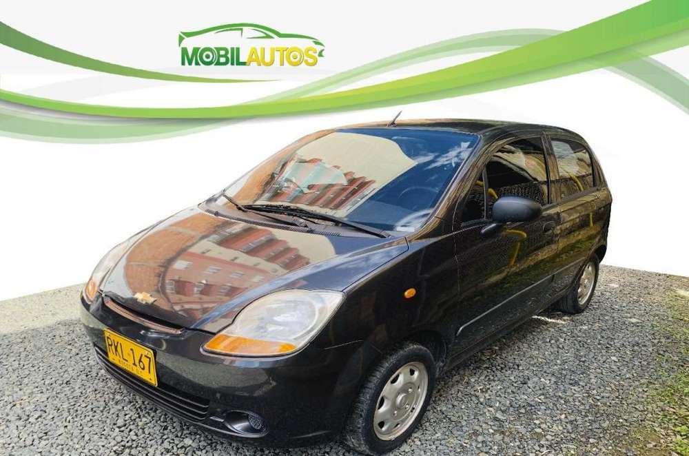 Chevrolet Spark 2012 - 95000 km