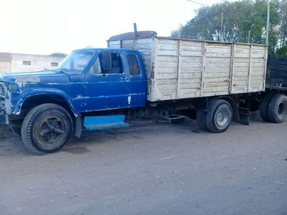 Vendo Camión Ford