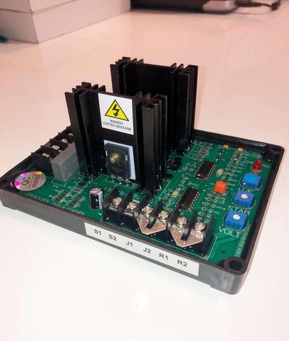 Tarjeta Reguladora de Voltaje Gavr - 20A