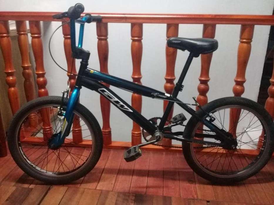Bicicleta Gw Cosmos Serpens 20