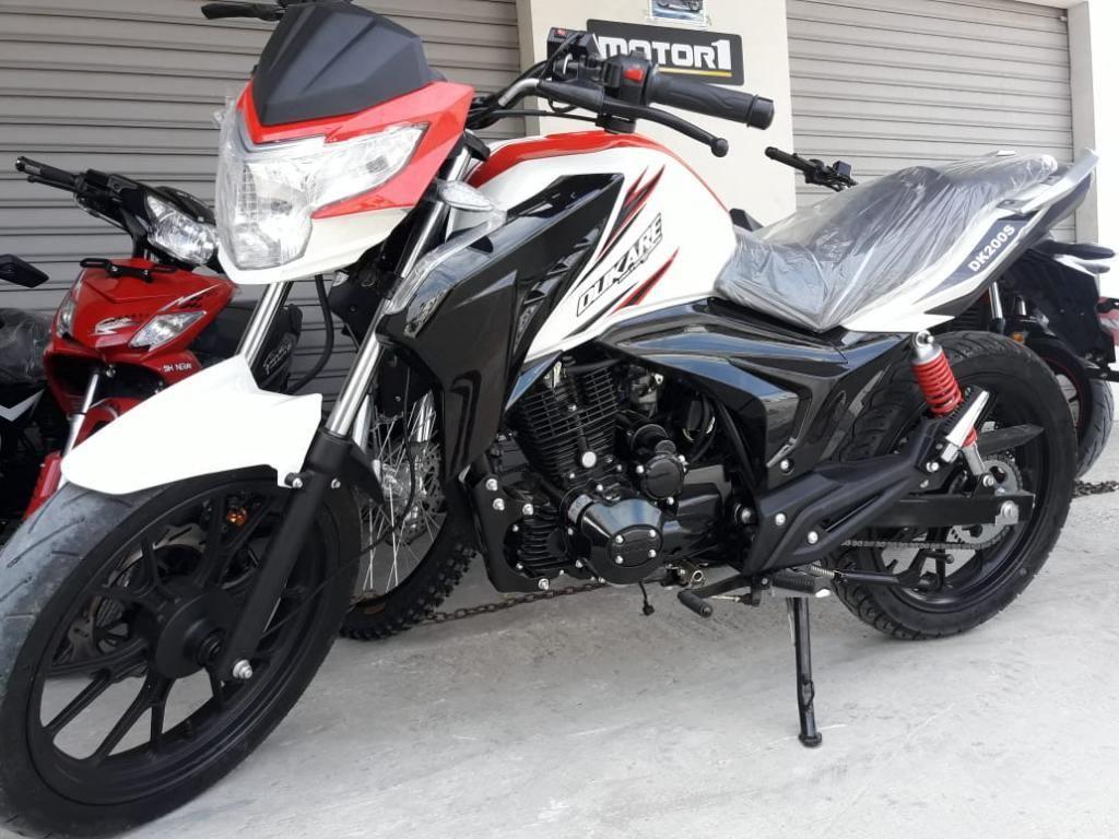 Oferta Moto Dukare Dragon 200