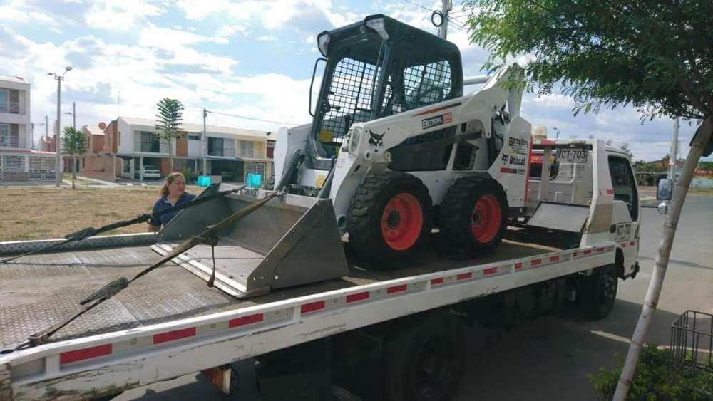 Alquiler Bobcat
