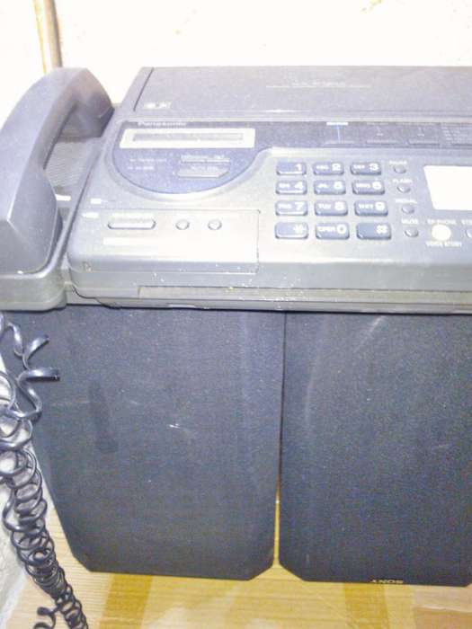 <strong>fax</strong> y Telefono