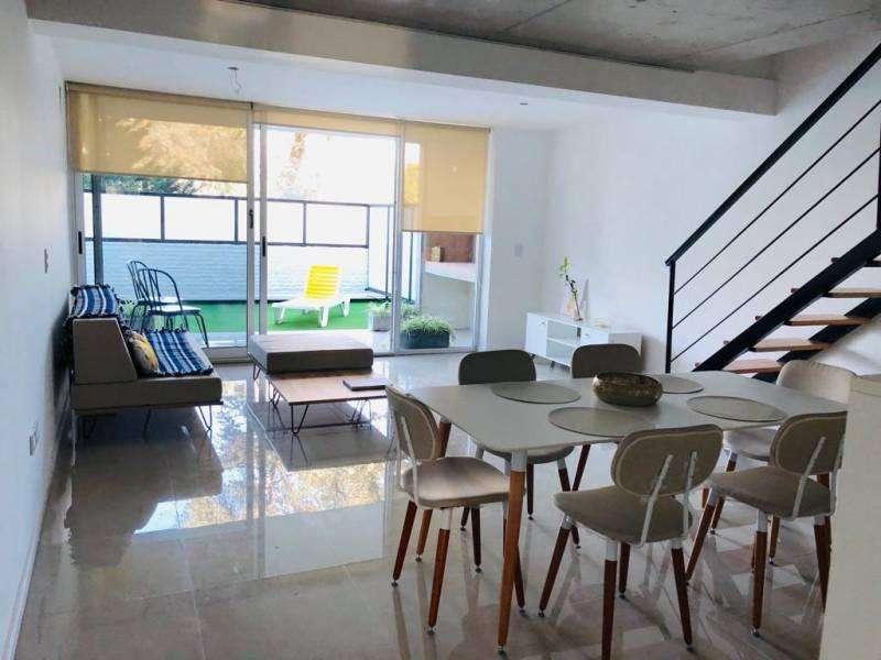 Venta 3 dormitorios con patio - Terrazas al green - Rosario