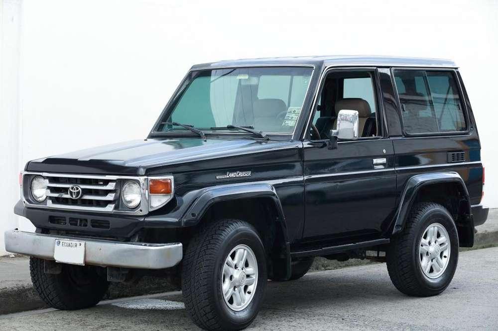 Toyota Land Cruiser 2006 - 161898 km