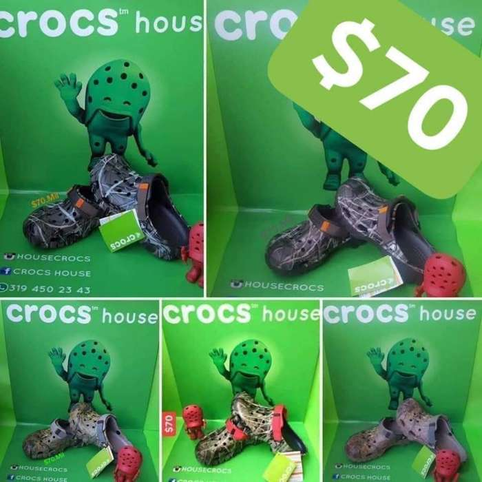 Crocs Realtree Caballeros