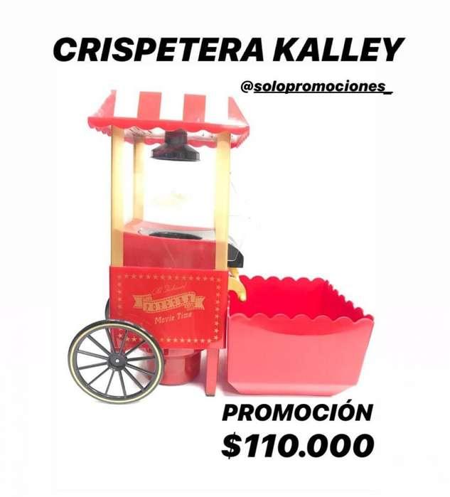 Crispetera Kalley