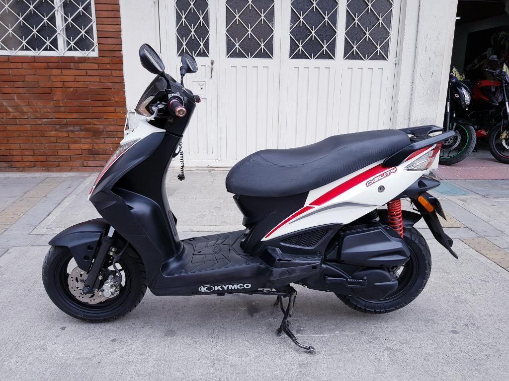 Agility 125 Rs Modelo 2012