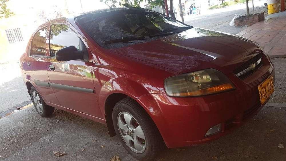 Chevrolet Aveo 2012 - 122000 km