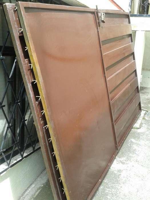 Vendo Puertas de Garage Información Al 2