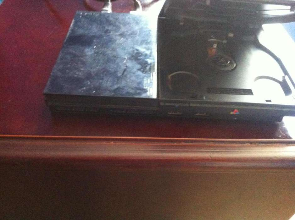 consola de playstation 2