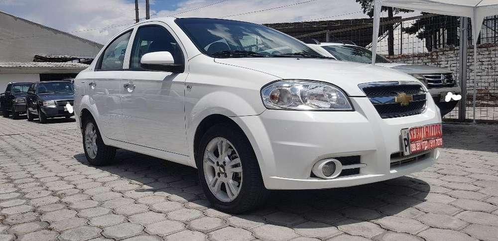 Chevrolet Aveo 2014 - 50500 km