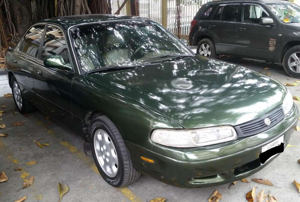 <strong>mazda</strong> 626 1994 - 168000 km