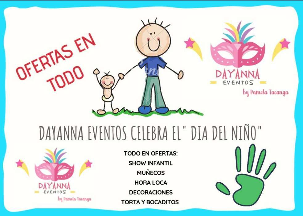 Show Infantil Dayanna Eventos