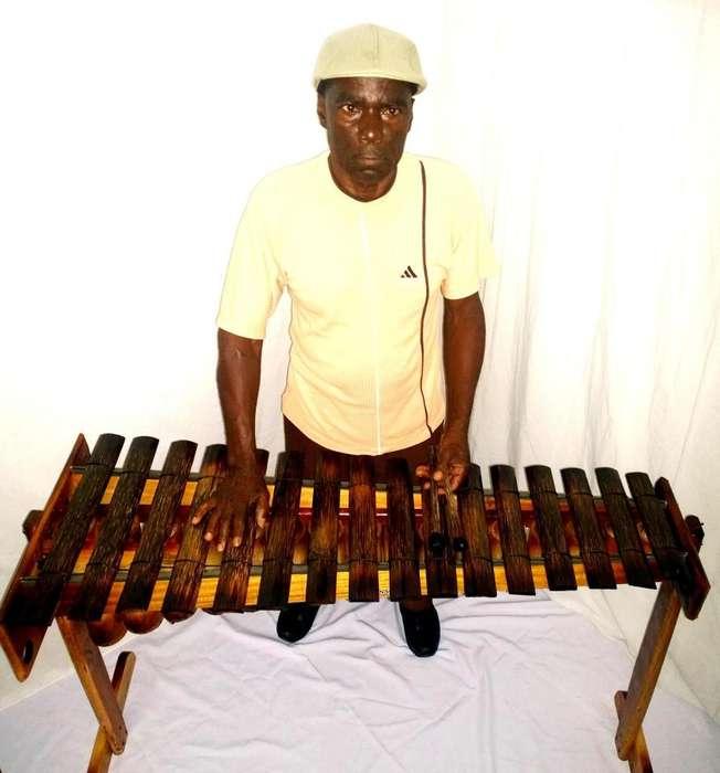 marimba de chonta TONSON de 16 notas diatonica full