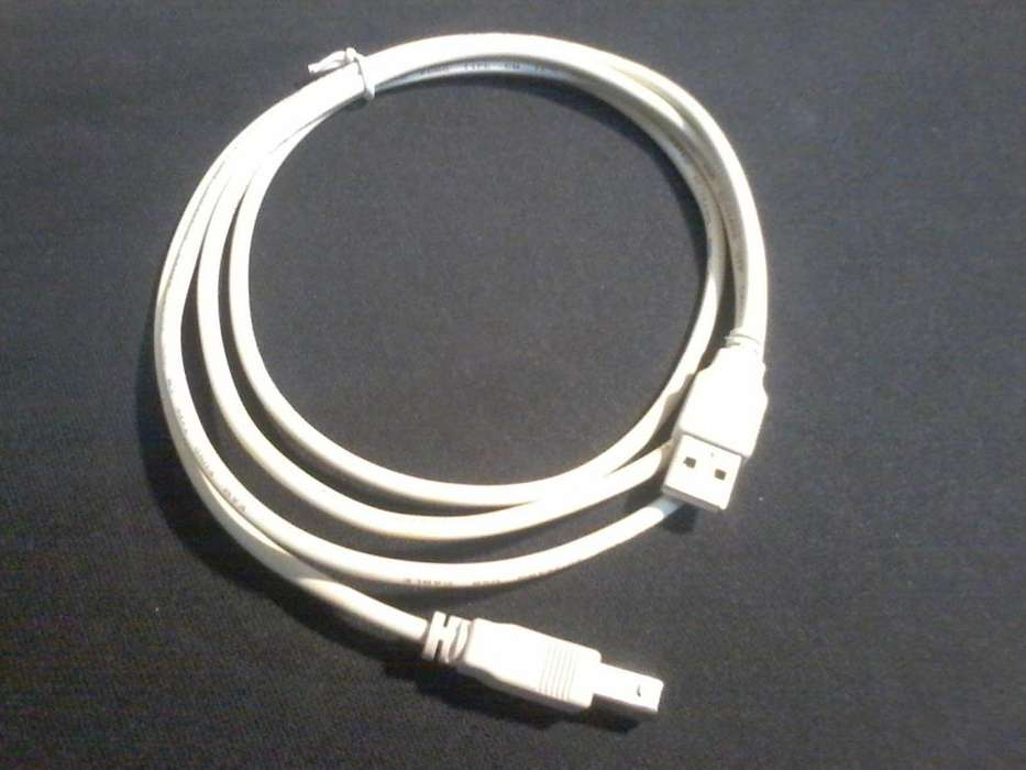 Cable <strong>impresora</strong> 1.5mts