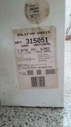 Calefon Orbis 14 Lts
