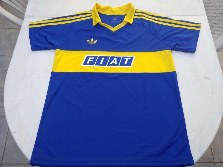 Boca Juniors Retro Fiat