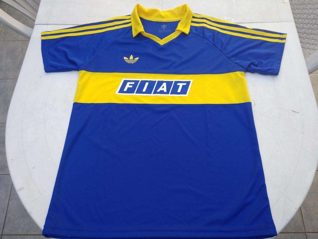 Boca Juniors Retro Fiat