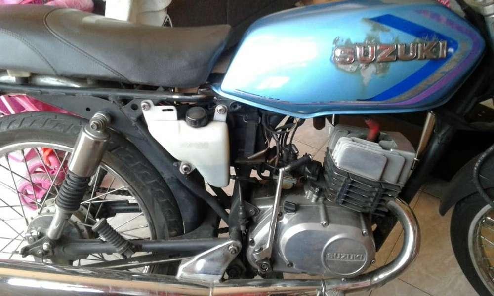 Suzuki Ax Mod 95 Solo Tarjeta Full