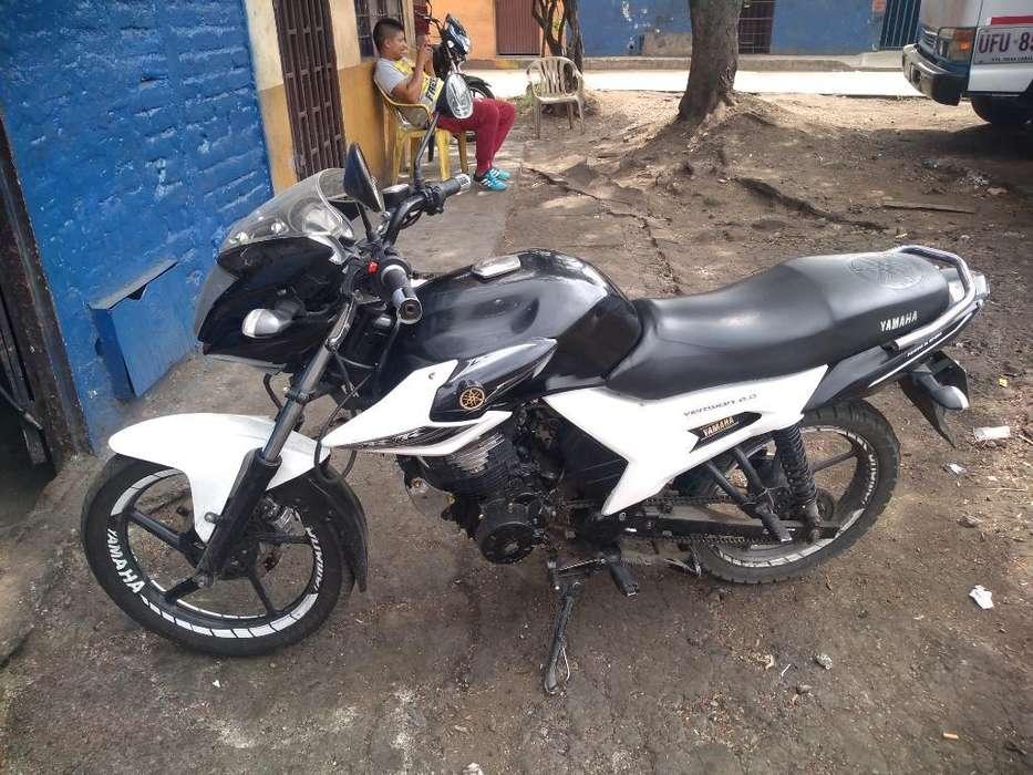 Vendo Moto Zrr Yamaha en Buen Estado