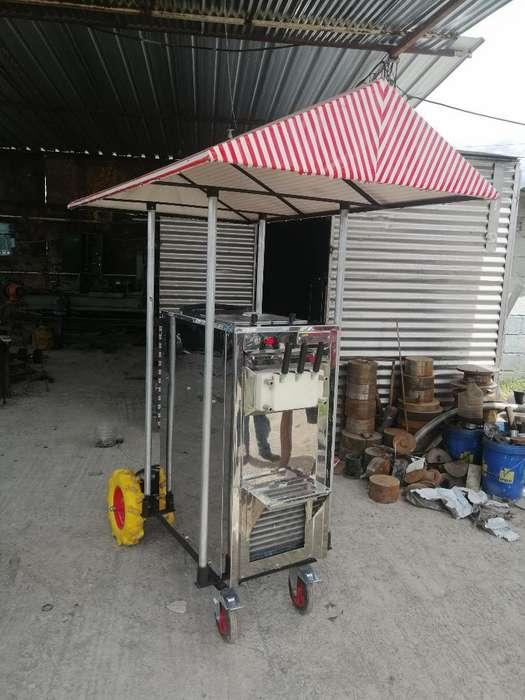 Maquinas de Helados Fabricación Mantenim