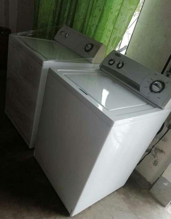 <strong>lavadora</strong>s Whirlpool Americana de 36 Libr