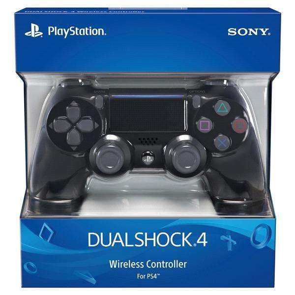 PALANCA SONY PLAY STATION 4 PS4 100 ORIGINAL SOLO COLOR NEGRO