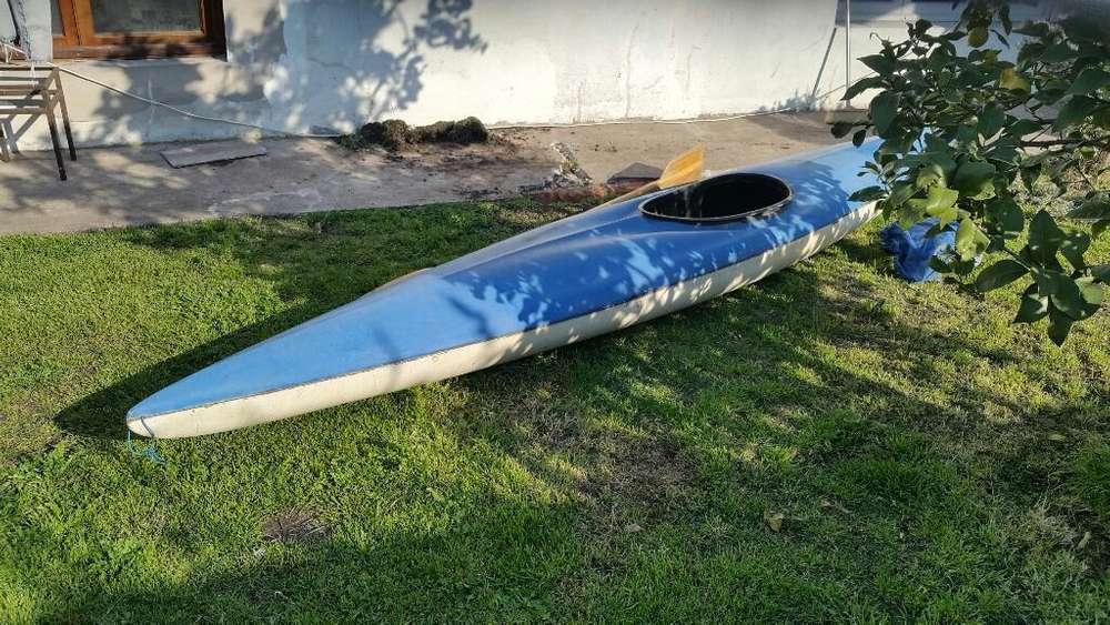 Kayak con Remo Y Copy