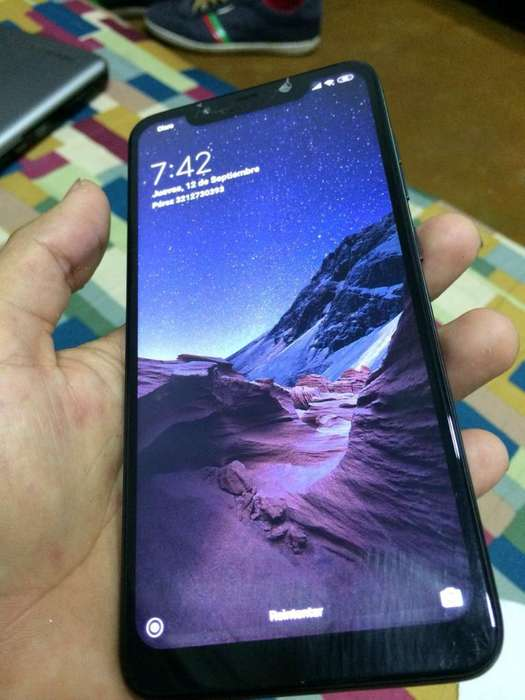 Xiaomi Pocophone F1 6g-128gb