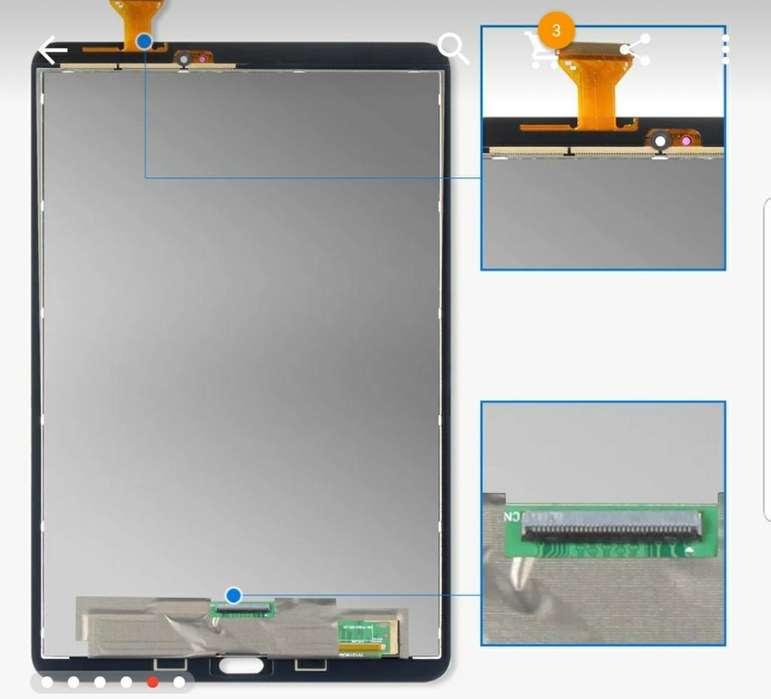 Pantalla Samsung Galaxy Tab a 2016 10.1
