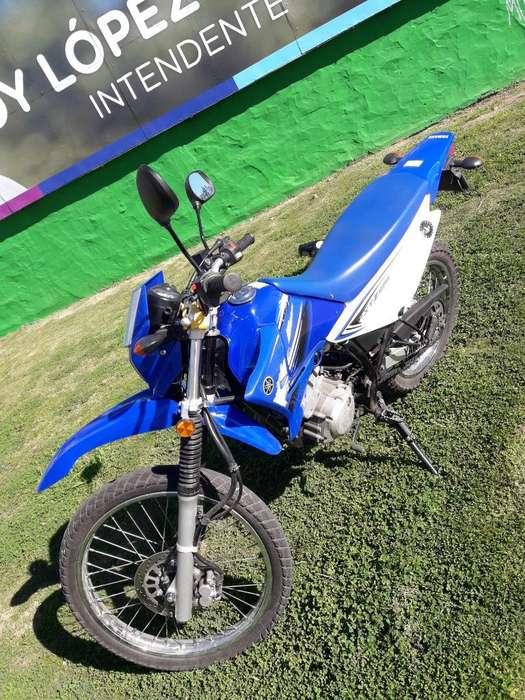 <strong>yamaha</strong> Xtz 125 Año 2013 Brasilera Nueva